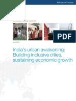 MGI India Urbanization Fullreport