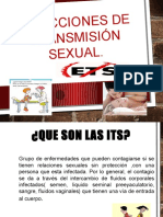 Infeccion de Transmisión Sexual