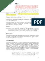 Modelo Artigo Trabalho Interdisciplinar Unifacs