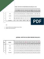 Jadwal Apotik Rs Erni Medika (Autosaved)