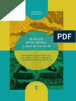 CRISTOBAL de MOLINA - Relación de Las Fábulas y Ritos de Los Incas (1)