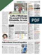 La Gazzetta dello Sport 23-05-2017 - Calcio Lega Pro