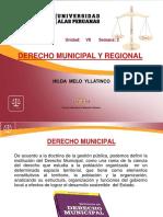 Municipal Sem 2 - Derecho Municipal