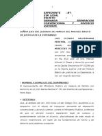 Separacion Convencional y Divorcio Ulterior - Luis Octavio Valderrama Pereyra