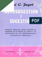 Autosugestión y sugestión - Paul C. Jagot-.pdf
