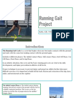 running gait analysis