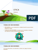 Expo de Etica