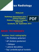 Thorax Radiology
