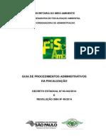 Guia de Procedimentos Administrativos Da Fiscalização Ambiental
