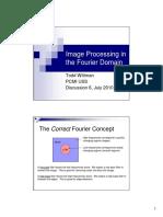 Fourier Pcmi6