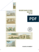 rbi july bulletin