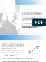 Pérdidas Por Fricción-Bernoulli