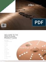 Zildjian Catalog 2016