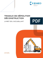 Travaux de Démolition Reconstruction