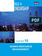 Chapter 10 Human Resource Management[2686]