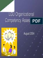 SCALOG (LGU Competency Framework)
