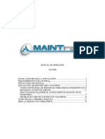 MAINTraq Manual
