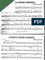 Patriotic Parade Sequence 122iysw