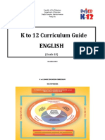 English Curriculum Guide for Grade 10