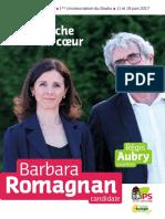Barbara Romagnan - Législatives 2017