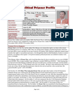 Pyone Cho Aka Htay Win Aung Bio Updated Feb 2010