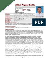 Tin Min Htut Dr. MP 16Oct2009