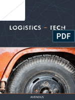 Logistics Avendus Report