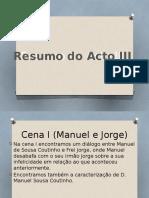 Resumo Frei Luis de Sousa