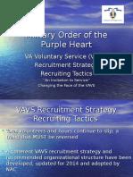 Vav s Recruiting Strategy