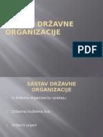 Sastav Državne Organizacije 05.