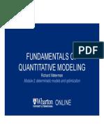 2 c60f7318728b35ff1d41a3cac8dde8d Module-2-Deterministic-model 1