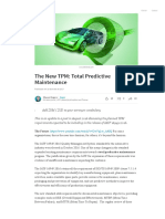 The New TPM_ Total Predictive Maintenance _ Shawn Rogers _ Pulse _ LinkedIn