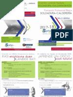 Formación Profesional Básica, Soldadura-Calderería