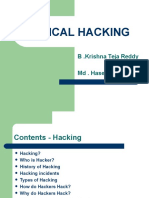 46100556 Ethical Hacking Ppt