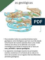 2. Eras Geológicas