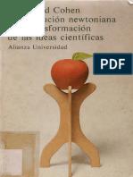 Cohen_1993_La Revolución Newtoniana y La Transformación de Las Ideas Cientificas.pdf