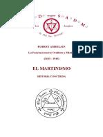 Ambelain - Martinismo