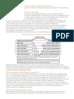 Características y Elementos Del Currículo