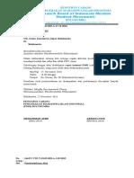 Surat Permohonan Aksi, Kapolres BLK