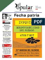 El Popular 385 Órgano de Prensa Oficial del Partido Comunista de Uruguay