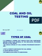 Coal & Oil Testing 5