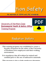 1QHSE Radiation Safety