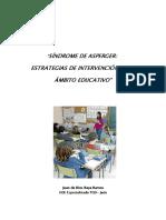 Asperger en El Ámbito Educativo
