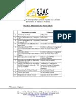 Liste Des Documents Fournir (1)
