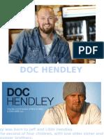 Doc Hendley