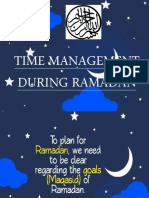 Time Management 1 1