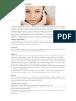 Importancia de Un Tratamiento Facial