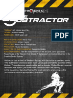 The Subtractor - Overview
