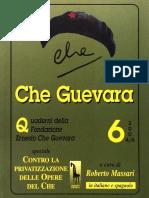 Quaderno n° 6 della Fondazione Ernesto Che Guevara [anno 2004/06]