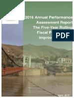 2016-Annual Performance Report V-I